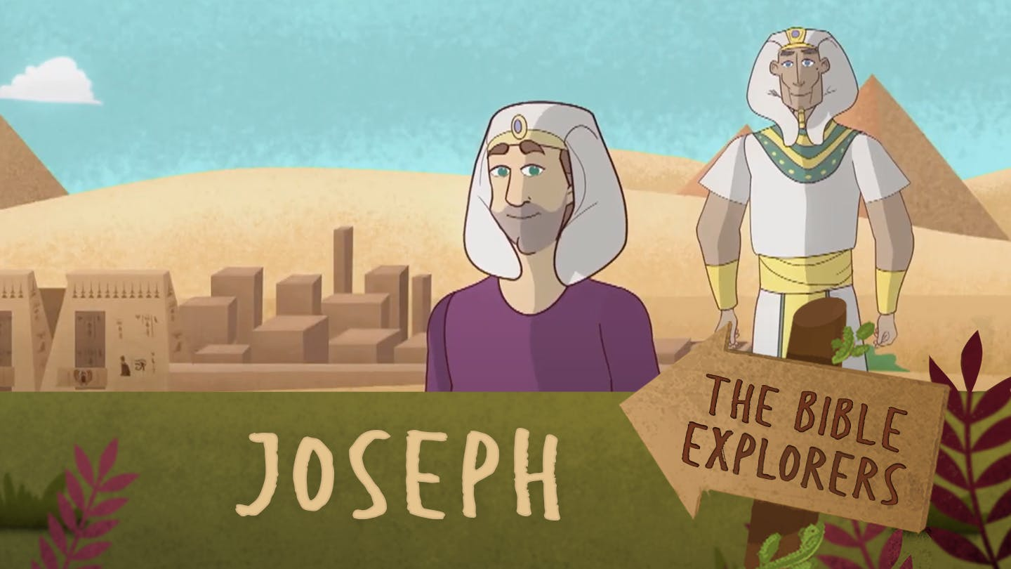 1. Joseph - the man with the pure heart