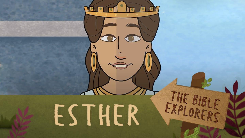 2. Queen Esther - the power of prayer