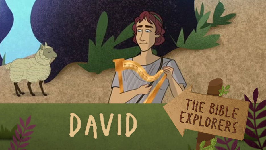 4. David - he who chose to bless