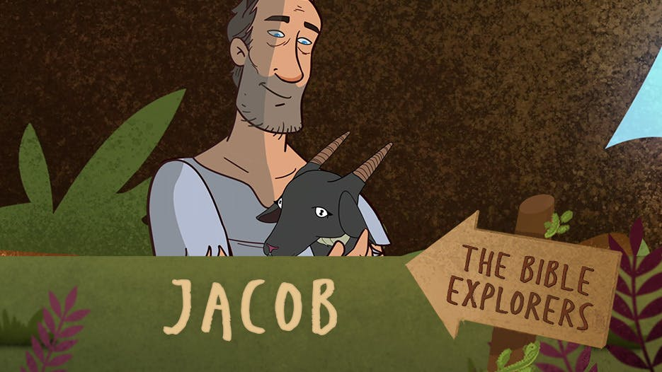 3. Jacob - A hero of faith who never gave up