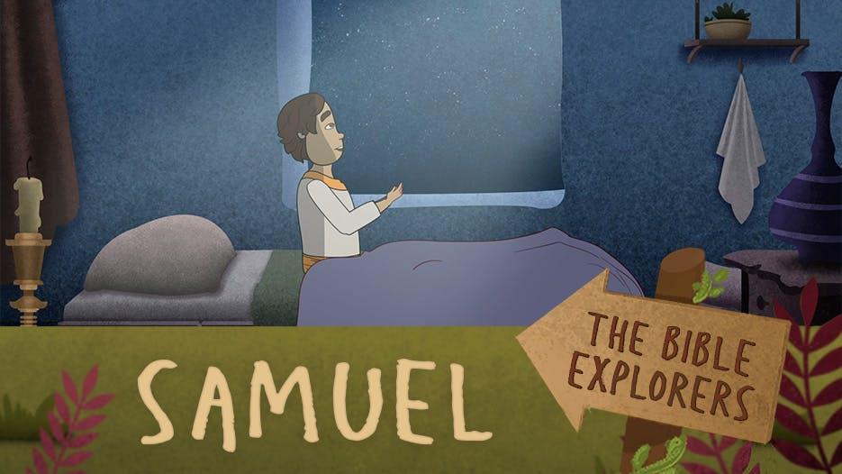 1. Samuel - God speaks to his children