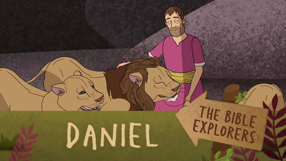 3. Daniel - stay close to God