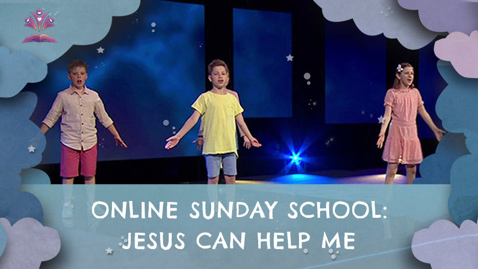 Sunday School Online, 26th April 2020