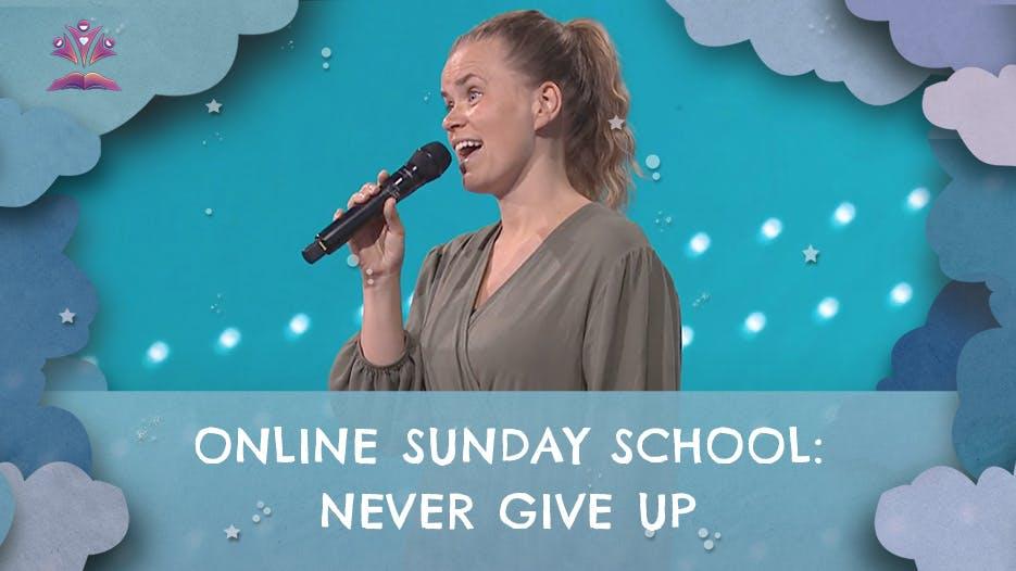 Sunday School online 14.06