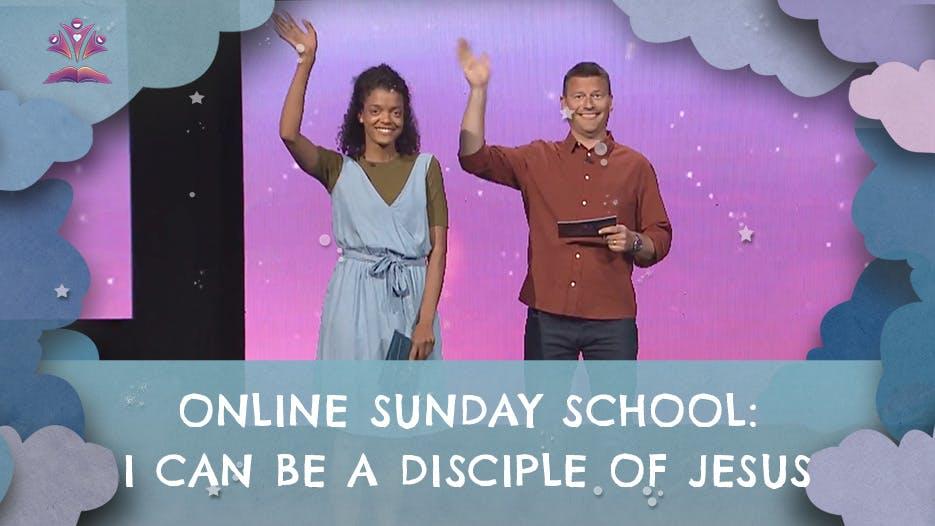 Online Sunday School 21st June 2020