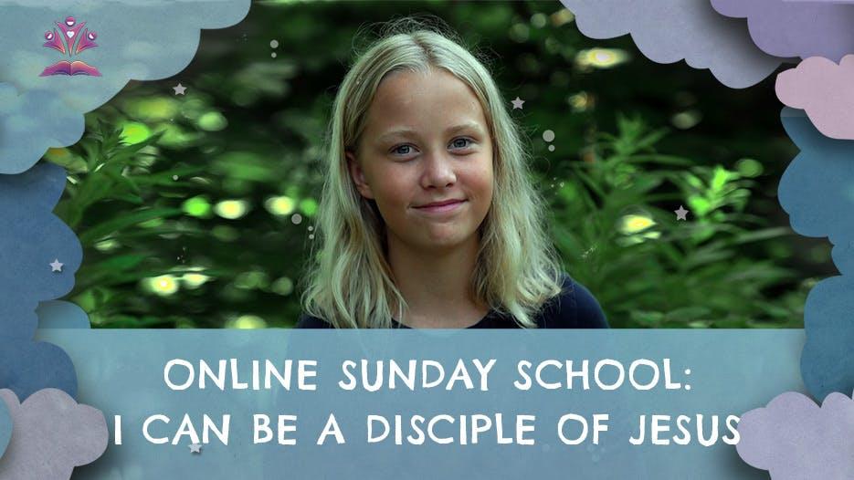 Online Sunday School 11th July