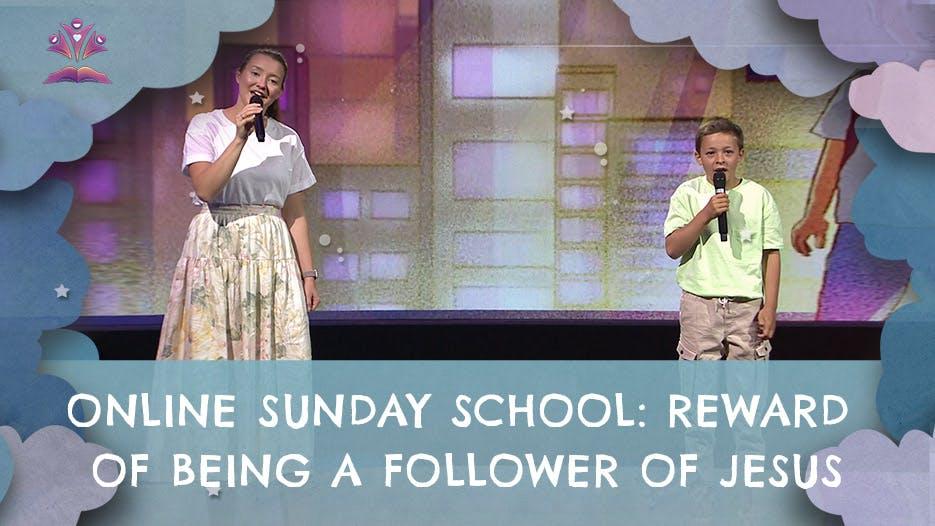 Online Sunday School 19th July 2020
