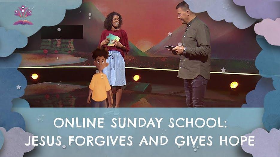 Online Sunday School 04.10.2020