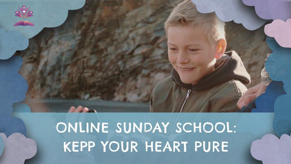 Online Sunday school 8th November